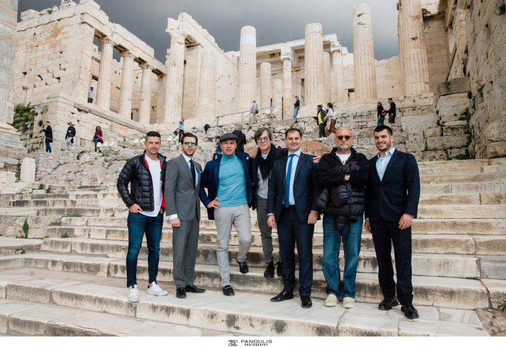 Πρωτοβουλία της Ελληνικής Ένωσης Επιχειρηματιών για την Προσέλκυση Διεθνών Κινηματογραφικών Παραγωγών του Hollywood στην Ελλάδα